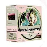 Ароматизатор Eikosha Air Spencer | Аромат Rosado - Нежная роза A-86
