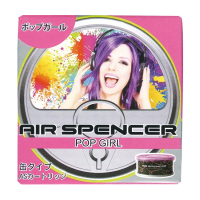 Ароматизатор Eikosha Air Spencer | Pop Girl - Модница A-97. Производство Япония