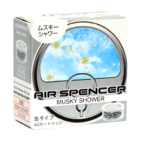 Ароматизатор Eikosha Air Spencer | Аромат Misky Shower - Мускусный дождь A-56
